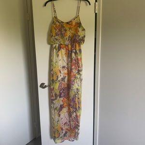 EUC! Jessica Simpson maxi dress